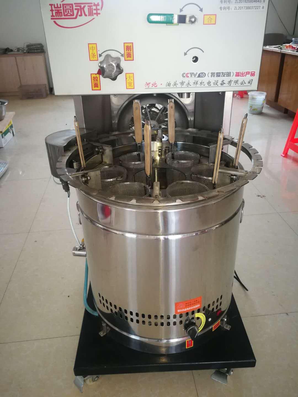 多工位快速换刀面条机(公开号:CN205947027U)