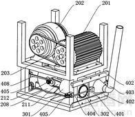 一种柱塞式砂浆输送装置