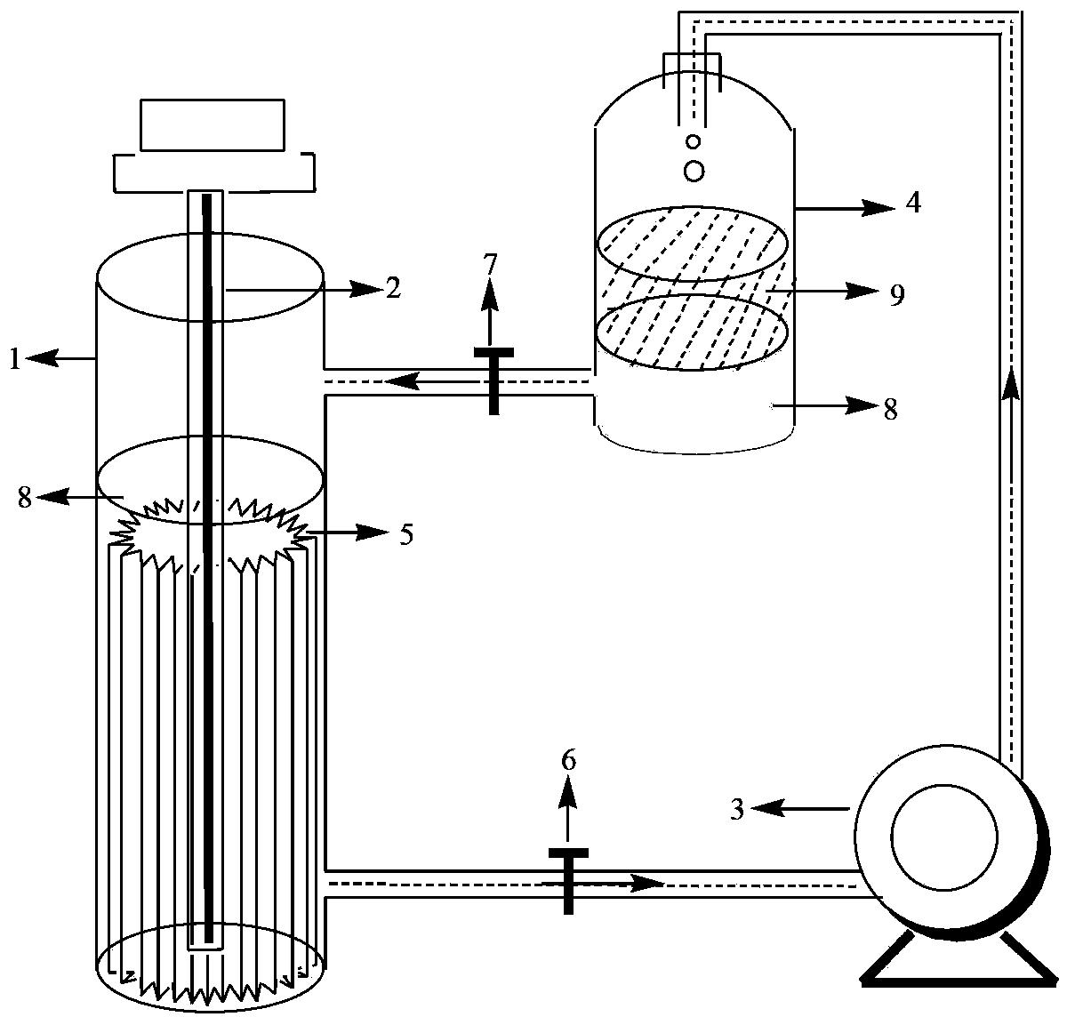一种光催化降解木质素制备邻苯二甲酸二丁酯的方法