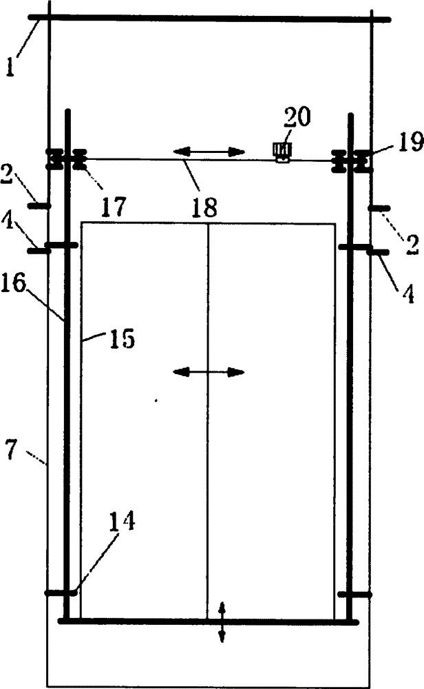 安全高效节能电梯及其制造方法(公开号:CN104555661A)(CN104555661A)