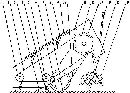 节能扫地机(公开号:CN203498780U)