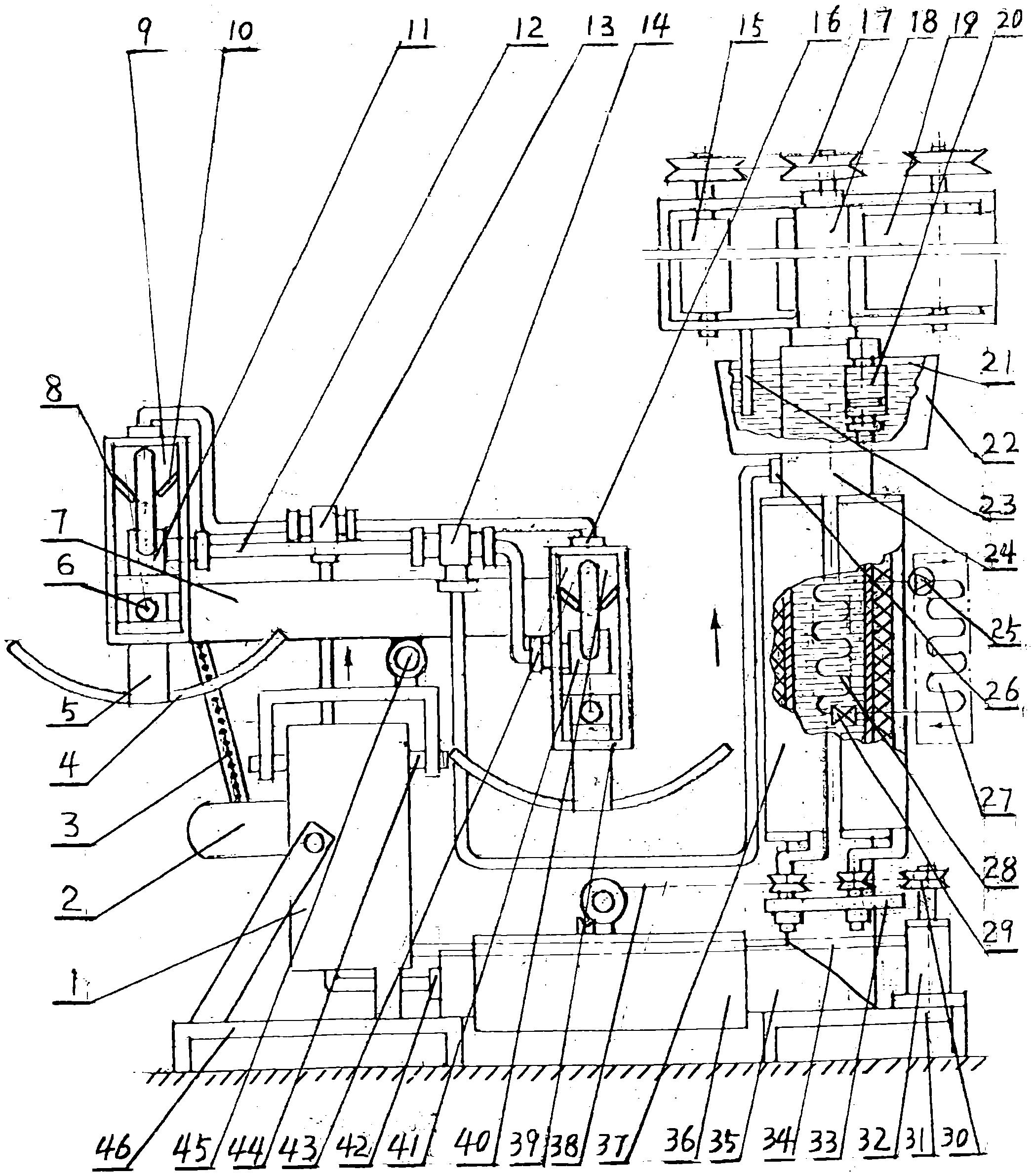 板立风光电热倍增机(公开号:CN205304683U)