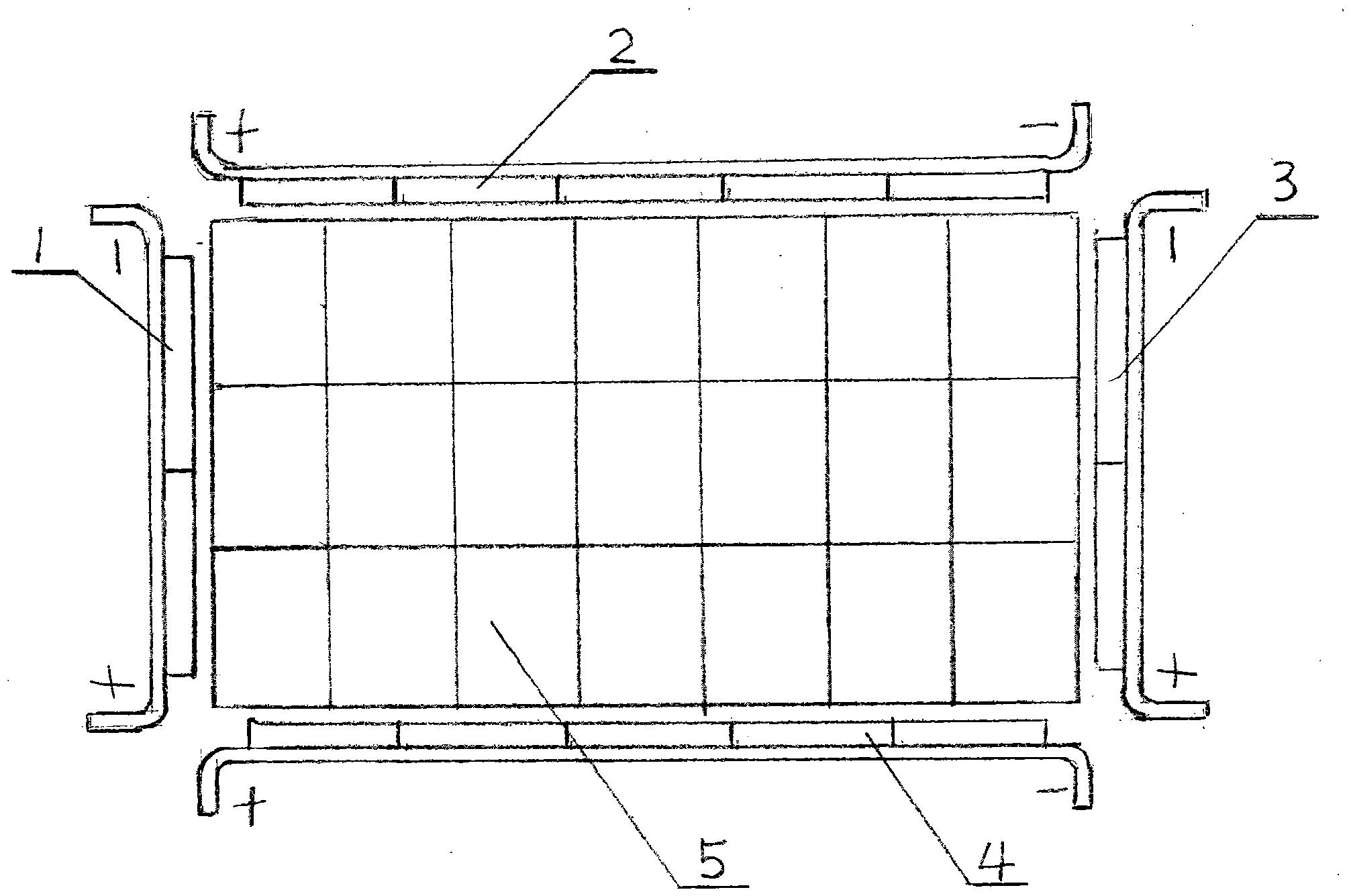 边缘电池信号反馈器(公开号:CN205750558U)