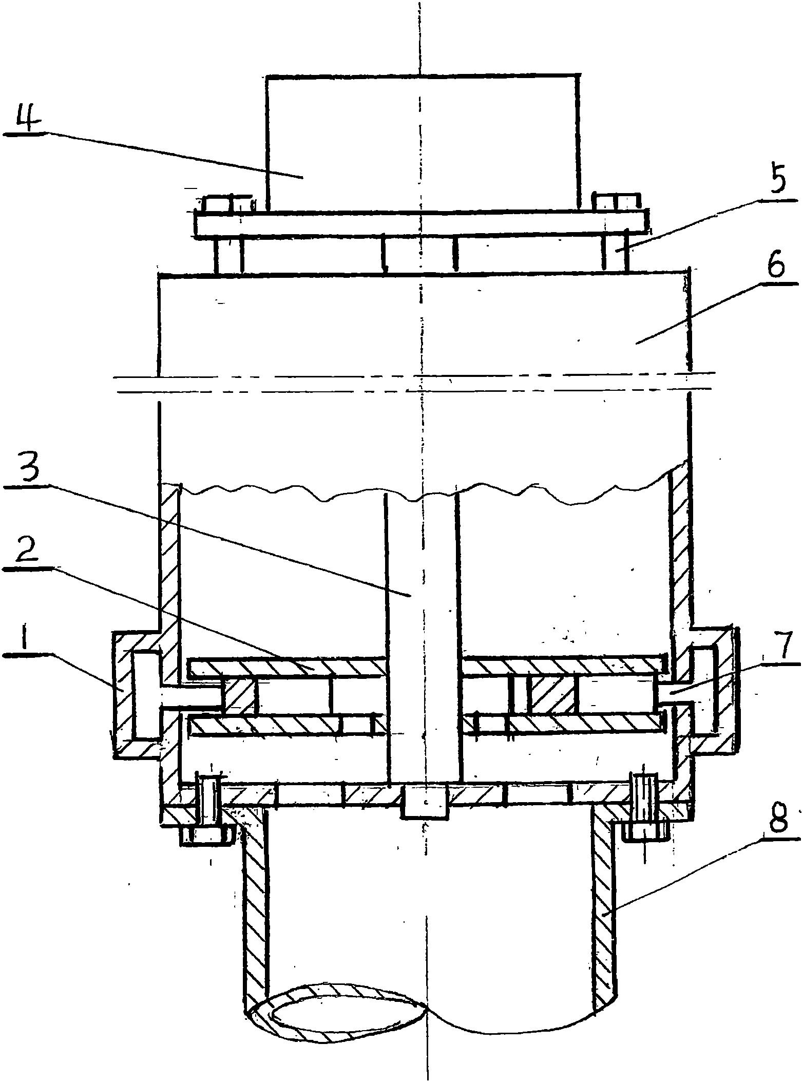 液体推进器(公开号:CN205423184U)