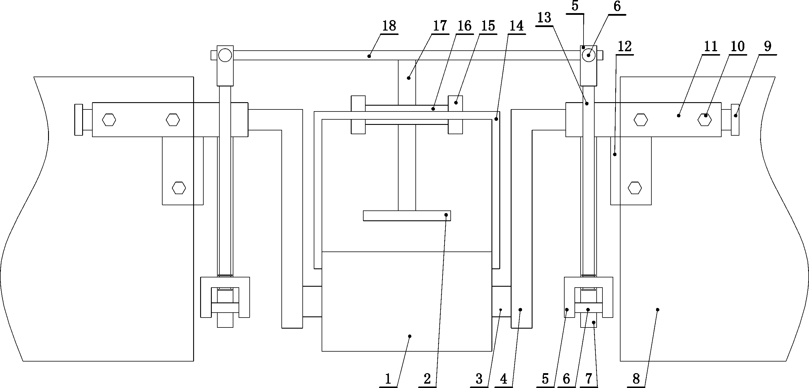 仿生飞行器(公开号:CN105217032A)