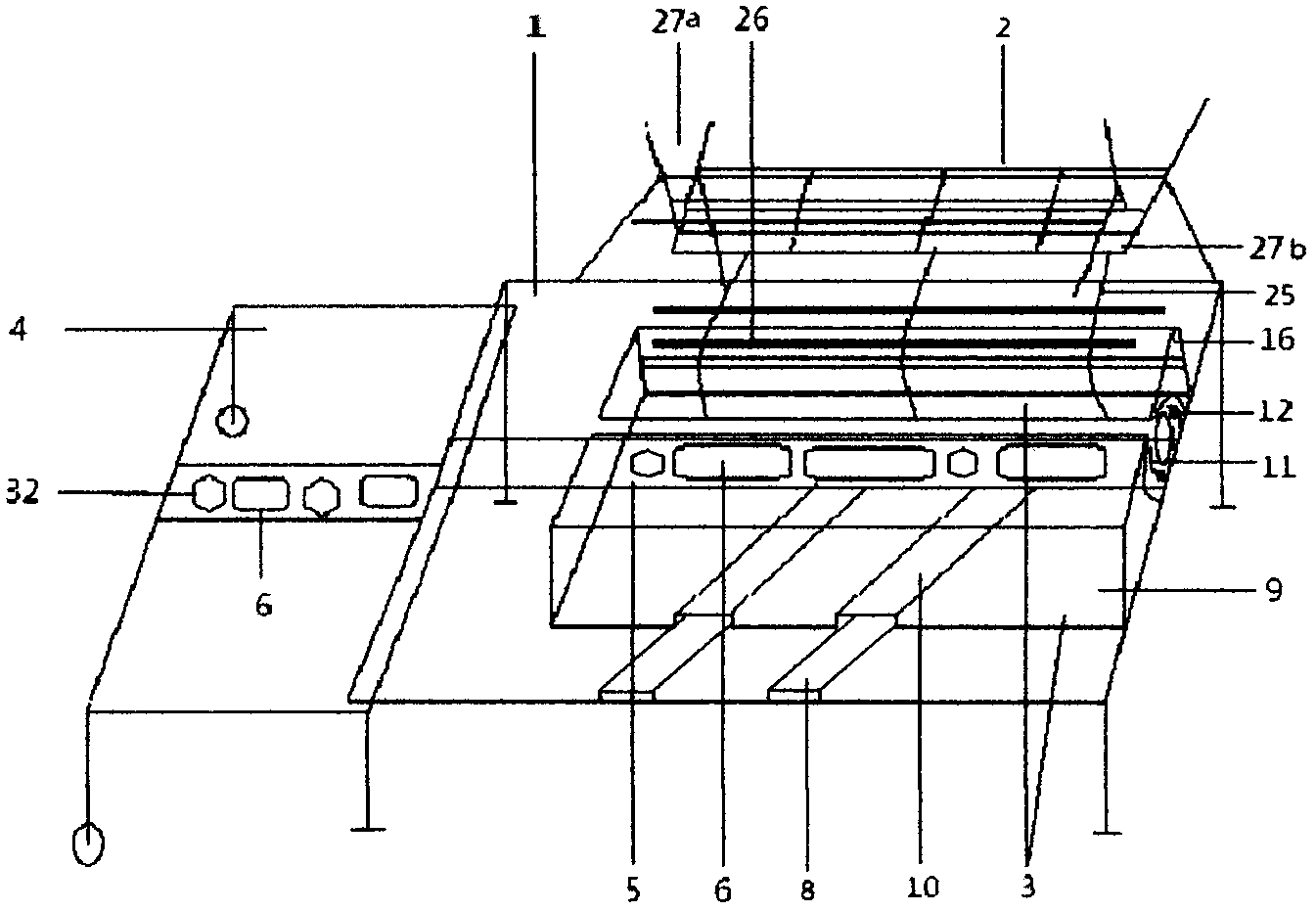 全自动钢筋成型装备(公开号:CN106996193A)