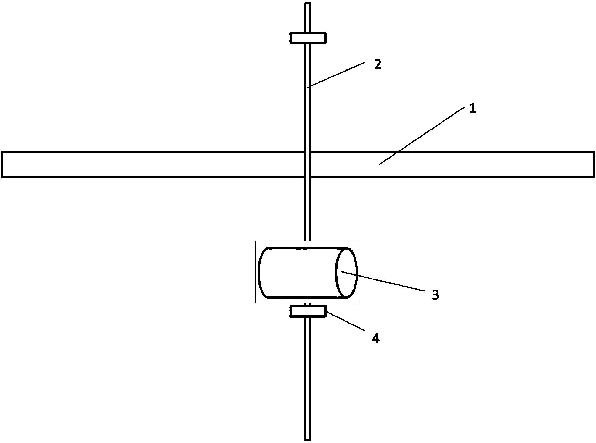 一种浮标式海浪发电机滞后蹿动装置及方法(公开号:CN107687391A)