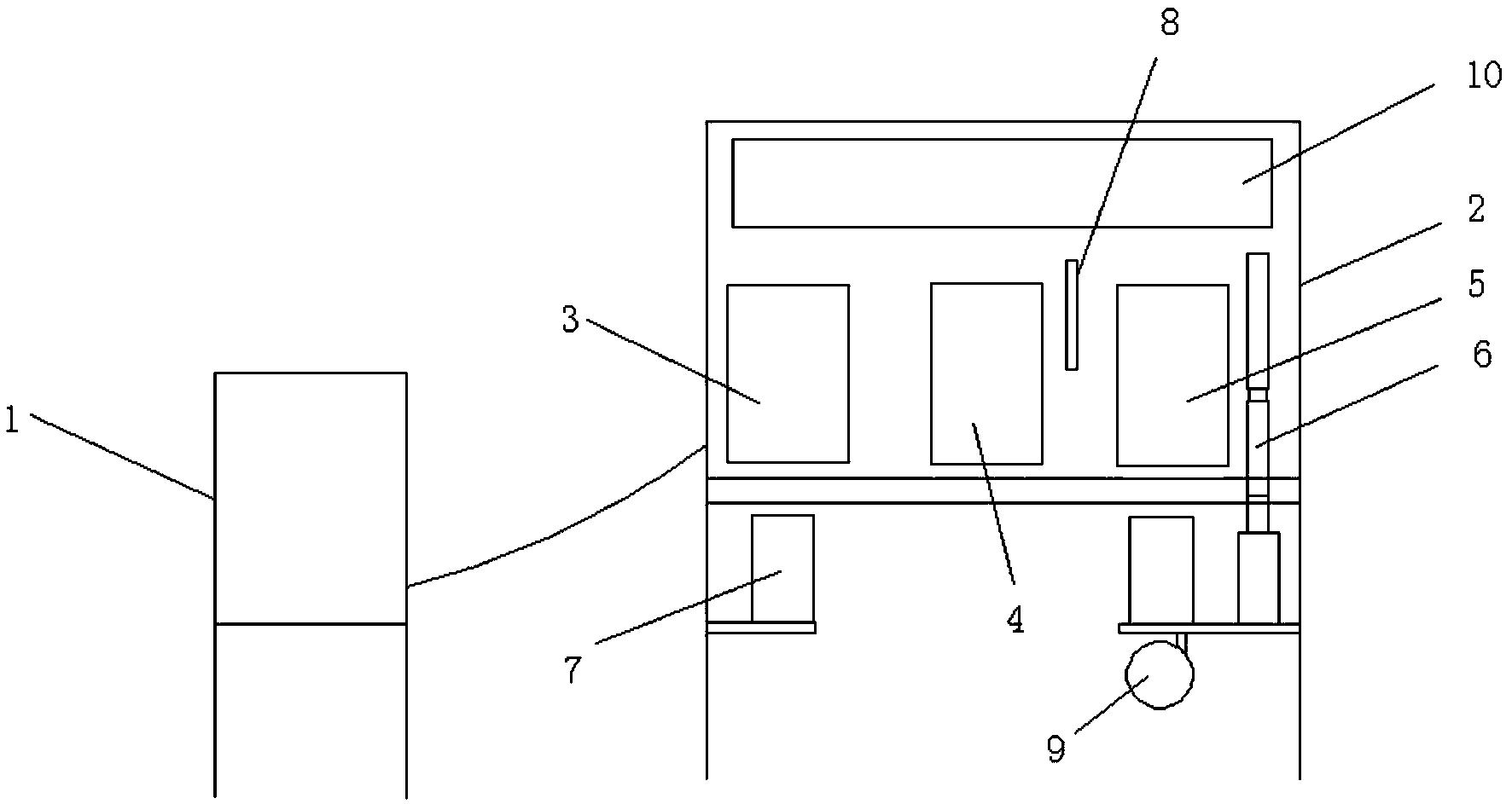 一种滤蜡机(公开号:CN206809907U)