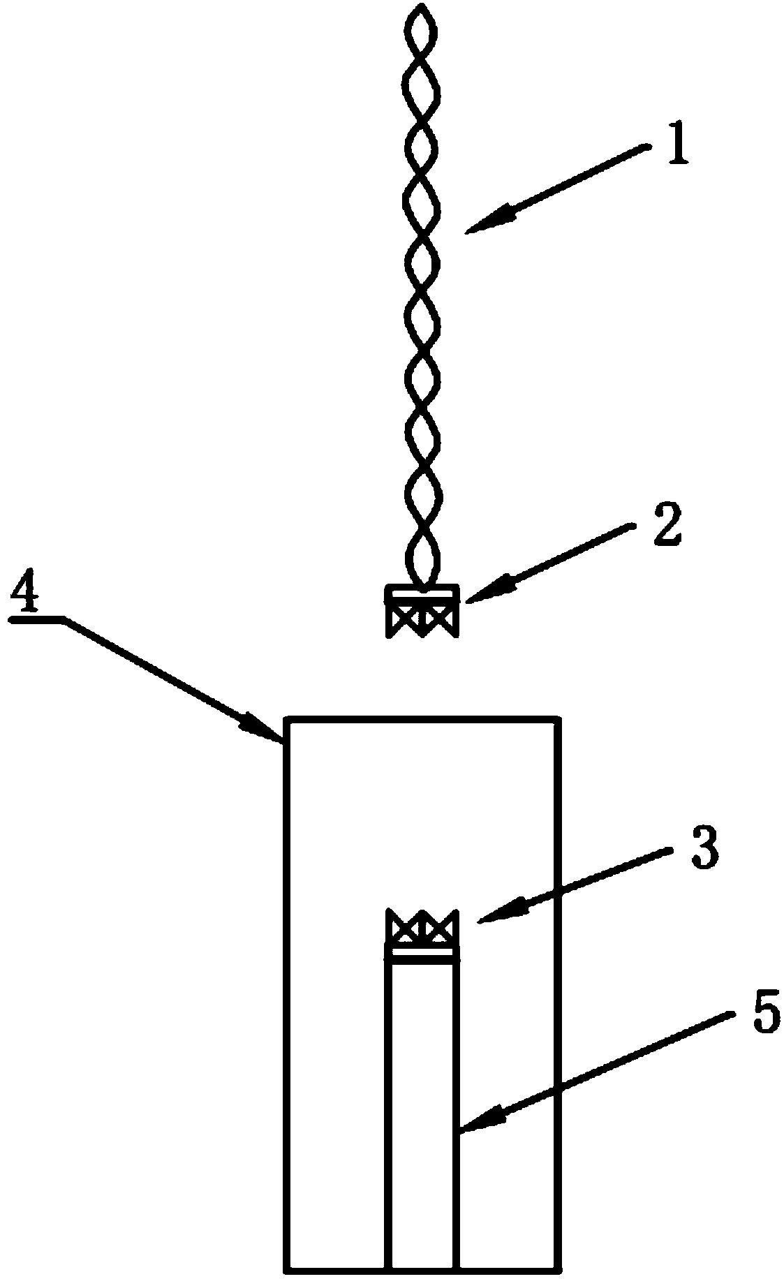 手压式甩干机(公开号:CN203654019U)