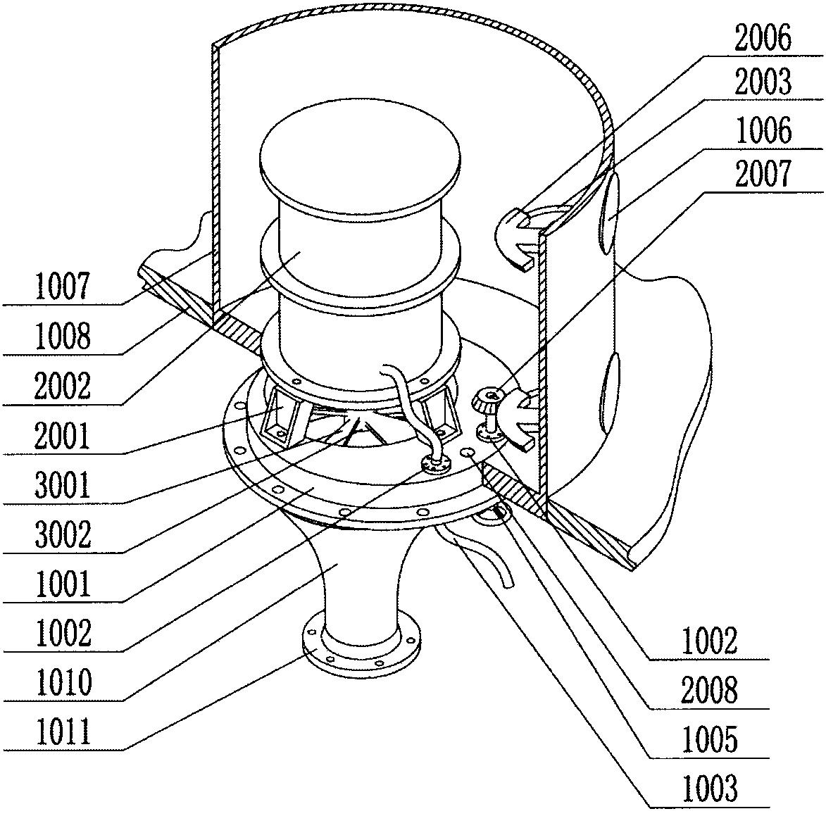 嵌入式LNG双向增压装置(公开号:CN204962265U)