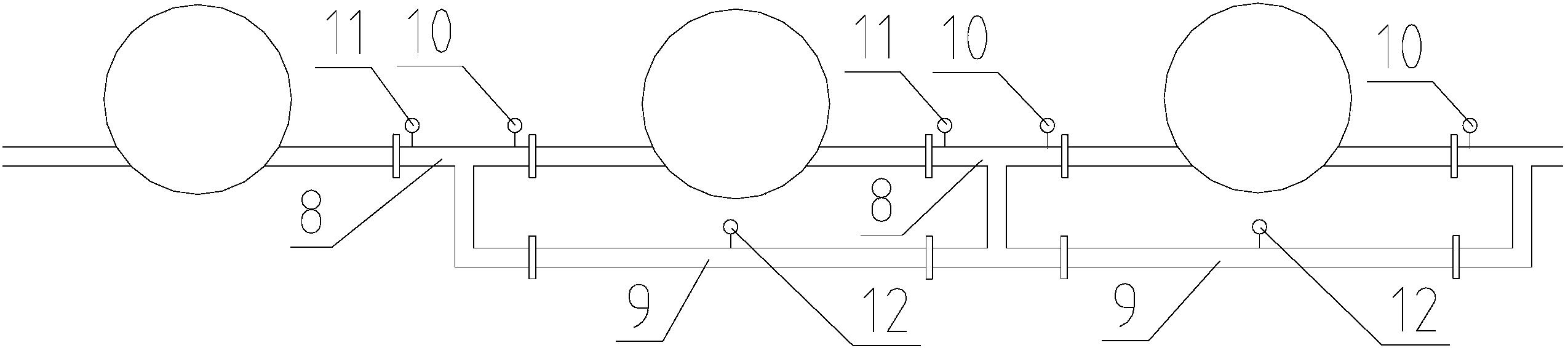 一种水能发电机组及水能发电循环系统(公开号:CN207004717U)