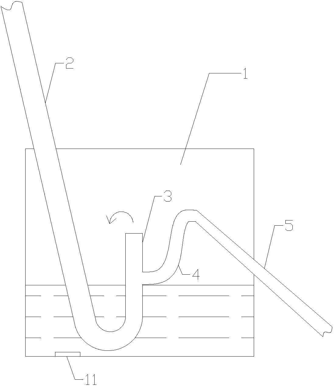 一种坡地自动量灌器(公开号:CN206744094U)