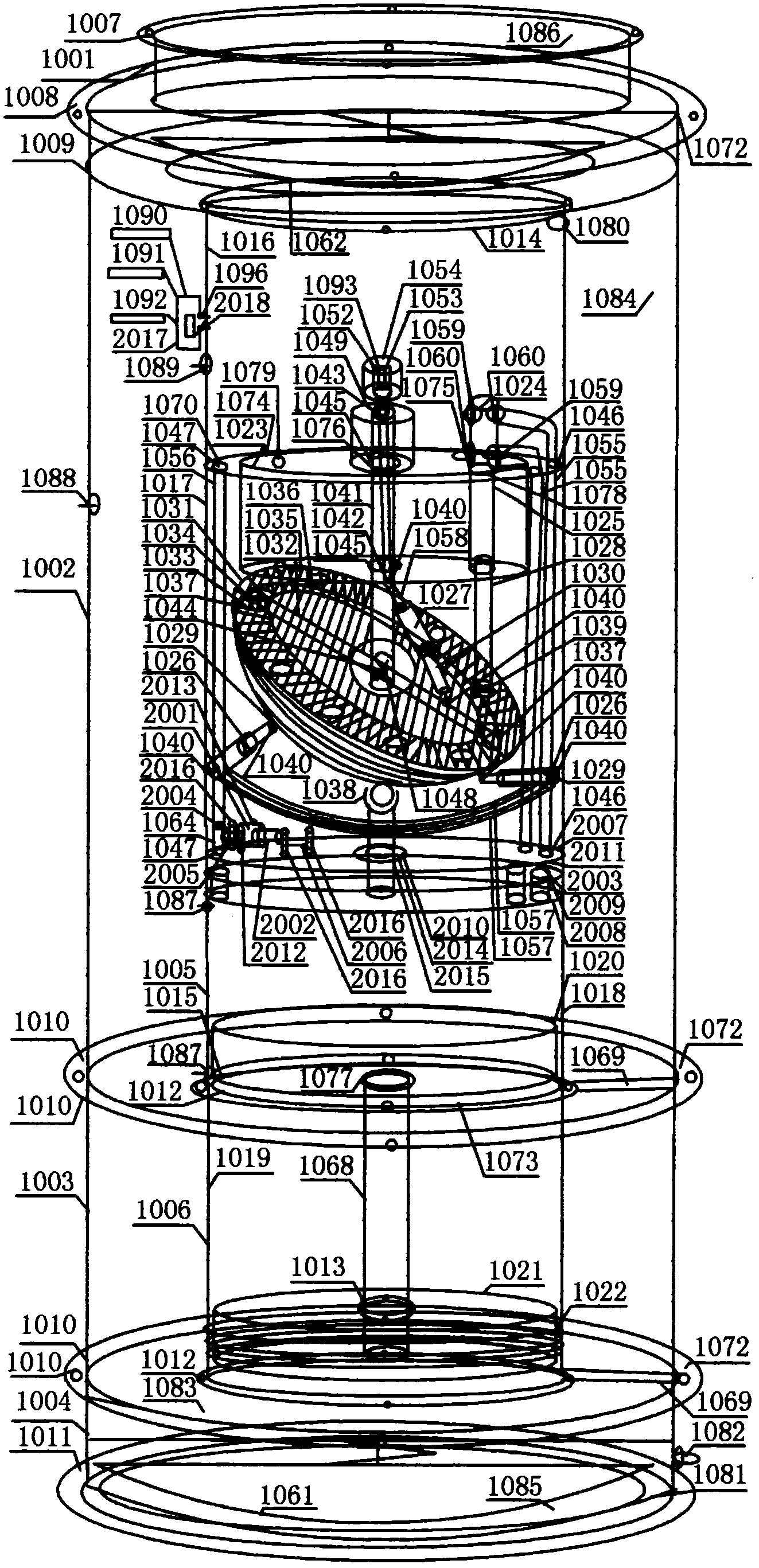 一种智能液压水泵(公开号:CN205638827U)