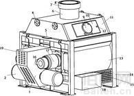 一种混凝土泵车清洗装置