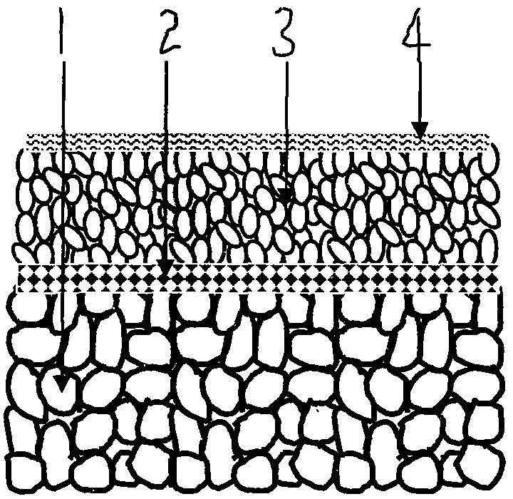 砂岩微珠环保吸声天花板(公开号:CN104278806B)