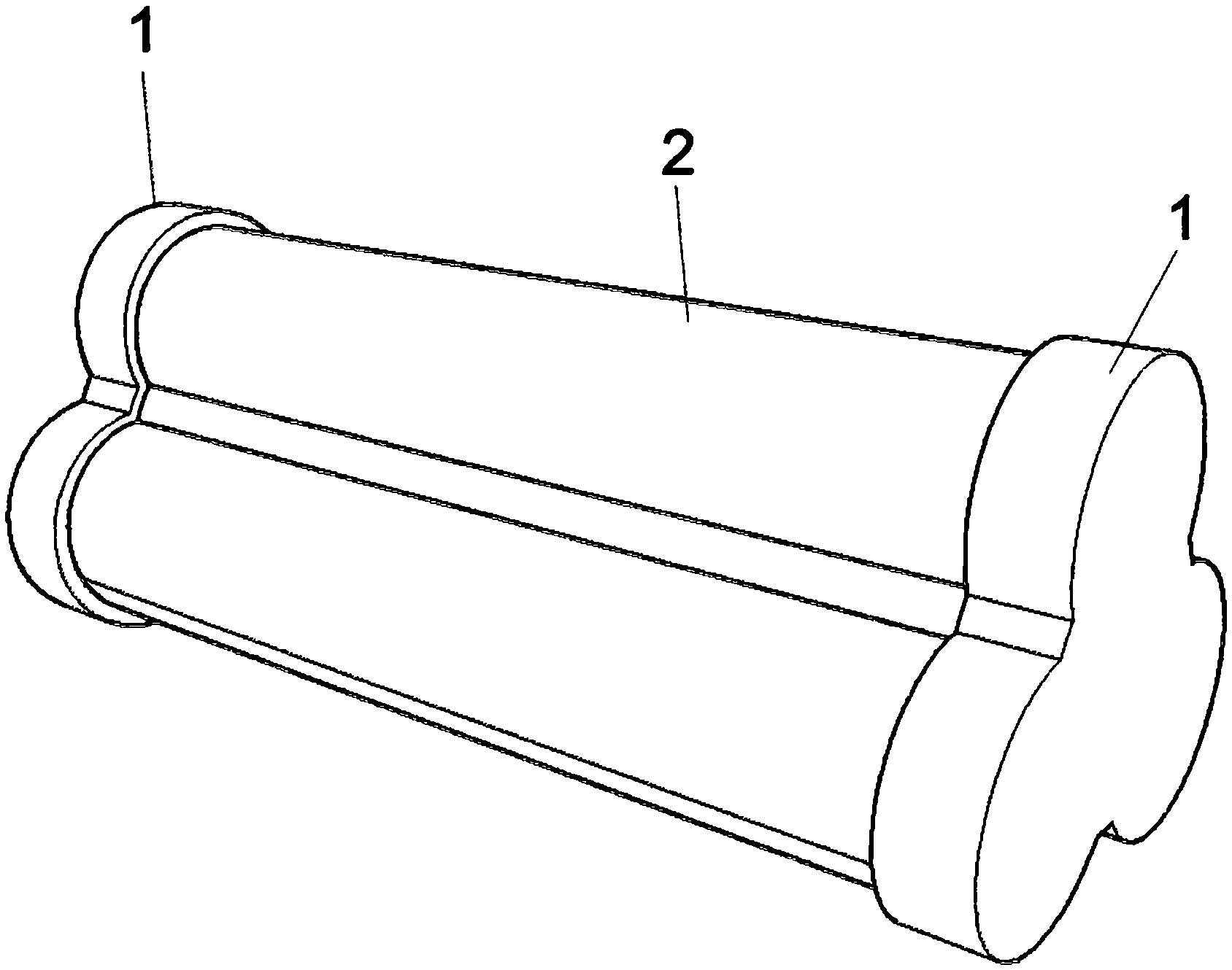 一种颈椎按摩锻炼治疗器(公开号:CN205268533U)