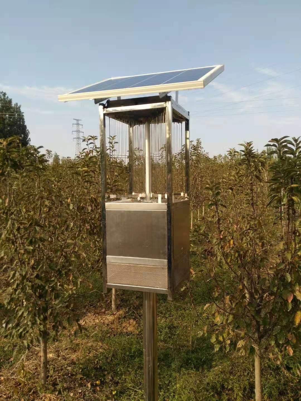 农林害虫监测、预警、防控一体化平台