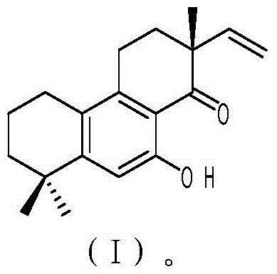 一种降二萜类化合物及其制备和应用