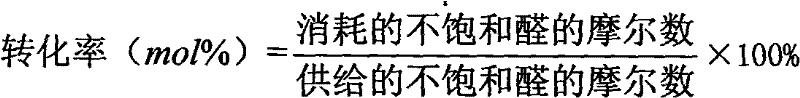 一种由不饱和脂肪醛直接氧化酯化生成不饱和羧酸酯催化剂的制备方法