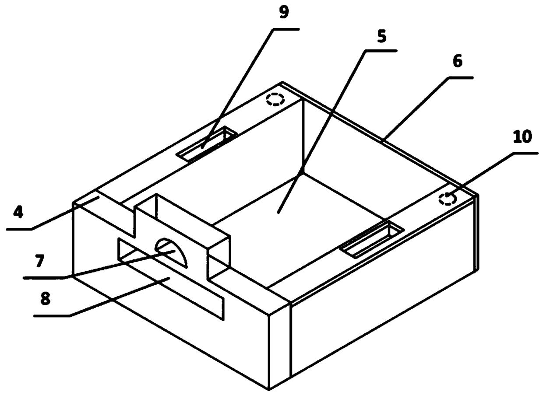 X射线衍射仪用测量块状固体样品的多功能样品台