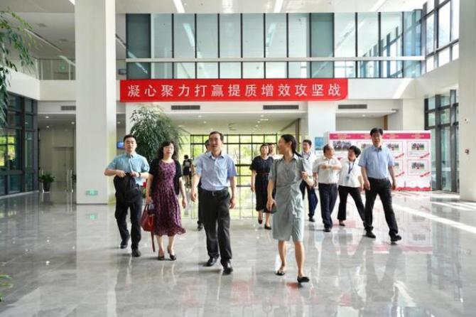 國家知識產權局副局長廖濤來閩調研創新主體知識產權工作
